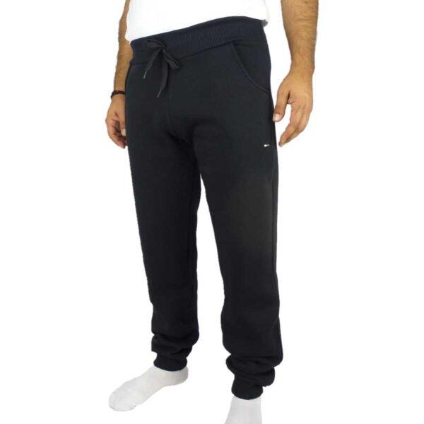Ανδρικό παντελόνι φουτέρ με λαστιχο.