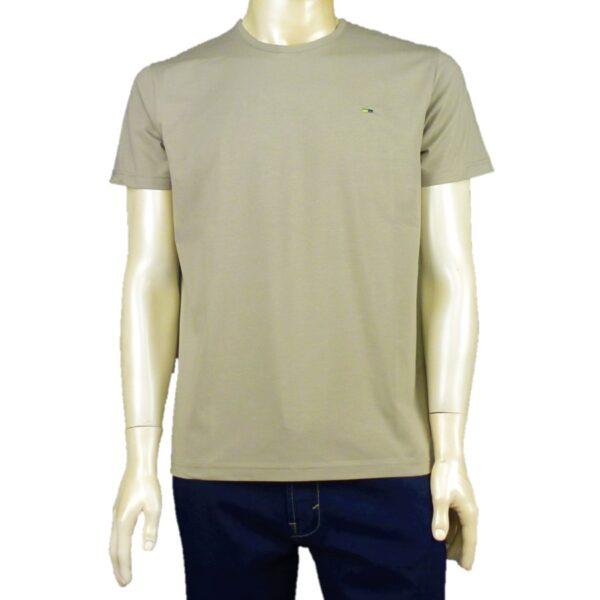 Ανδρικό T-shirt μονόχρωμο
